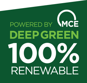 Powered by Deep Green MCE Plan